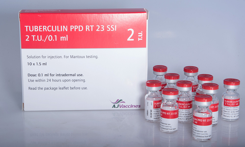 tuberculin ppd rt 23